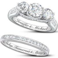25+ best Wedding ring engraving ideas on Pinterest ...