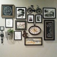 25+ best ideas about Wall groupings on Pinterest