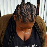 ideas ghana braids