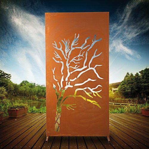 Die besten 25 Metall Gartenskulpturen Ideen auf Pinterest