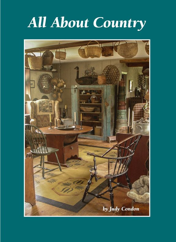 Colonial And Primitive Country Home Decor All About