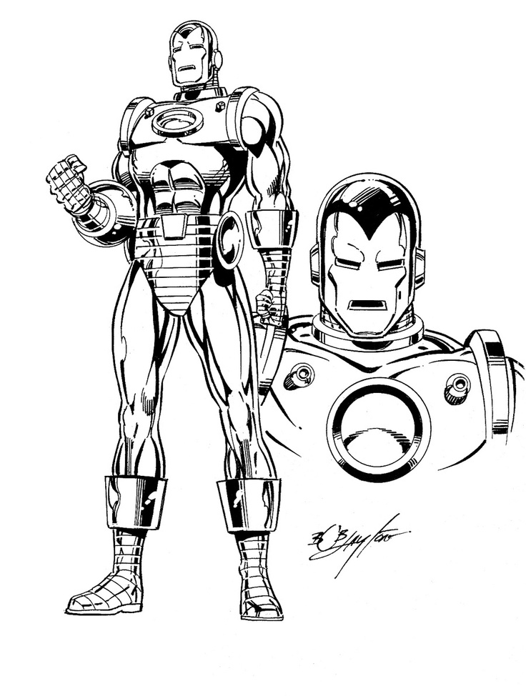 17 Best images about Artist: Bob Layton on Pinterest