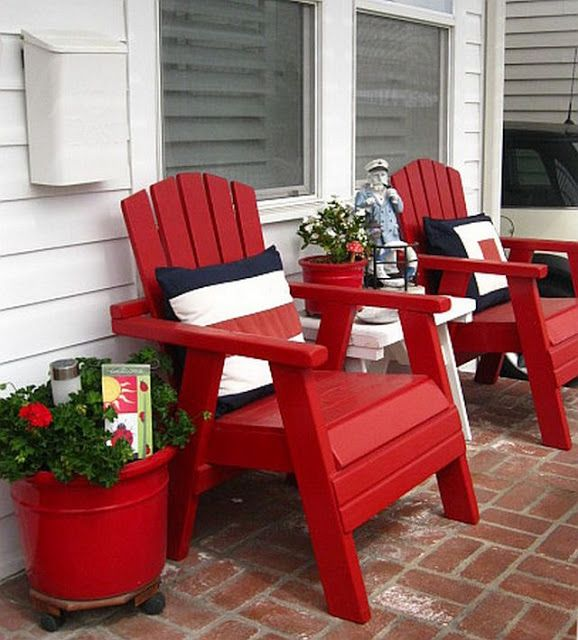 Best 25 Front porch chairs ideas on Pinterest