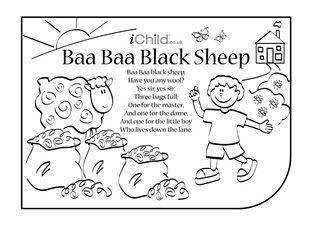 17 Best ideas about Baa Baa Black Sheep on Pinterest