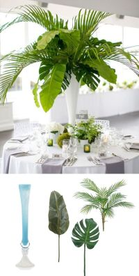 25+ best ideas about Green Wedding Centerpieces on ...