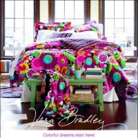 Vera Bradley bedding. LOVE!!! Fav pattern of all time ...