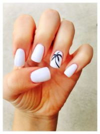 Best 25+ Palm tree nails ideas on Pinterest