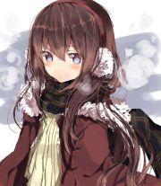 anime girl art illustrations