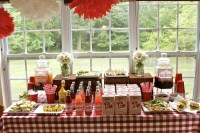 44 best images about bridal shower country theme on ...