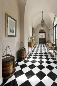 Best 20+ Checkered Floors ideas on Pinterest