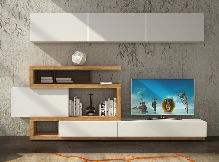 25+ best ideas about Wall unit decor on Pinterest