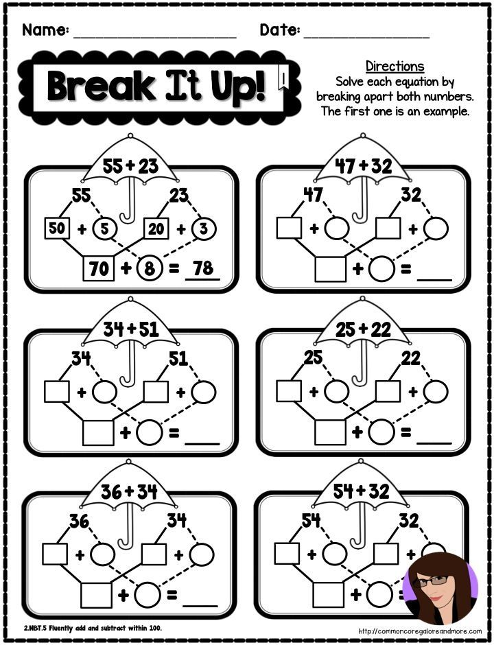 17 Best ideas about 2nd Grade Worksheets on Pinterest