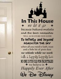 The 25+ best ideas about Disney Wall Decals on Pinterest ...