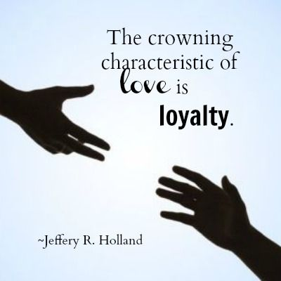 Image result for loyalty in mormonism