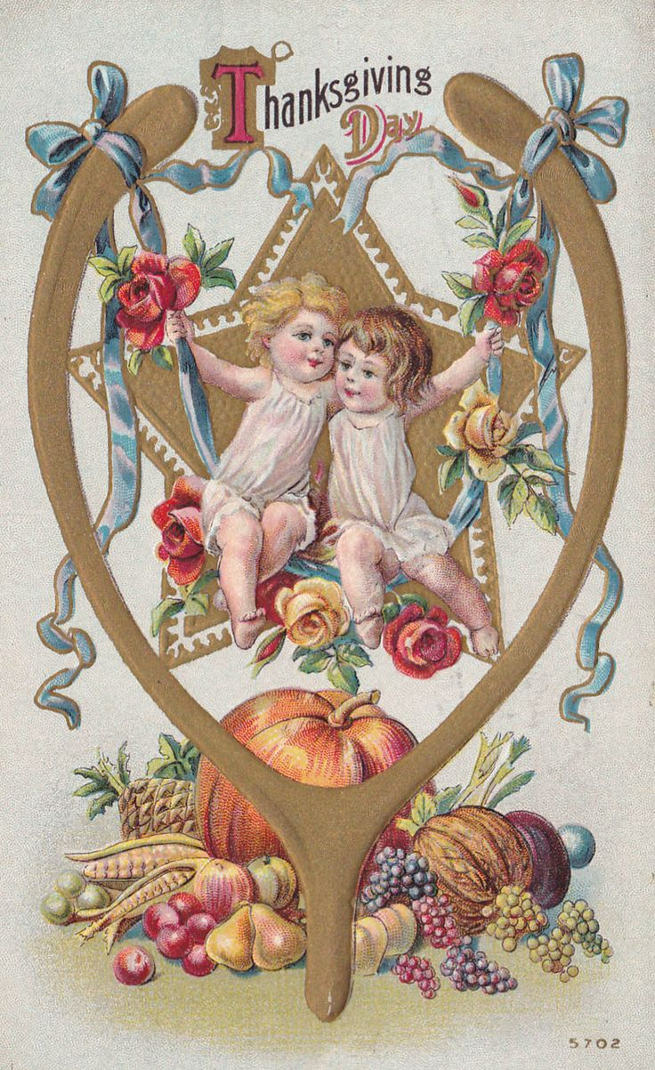 1000 Ideas About Vintage Thanksgiving On Pinterest