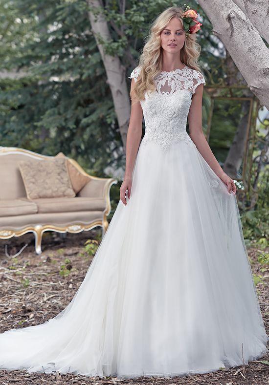 25 best ideas about Flowing wedding dresses on Pinterest