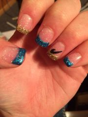 ideas nike nails