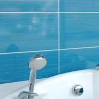 25x40cm Brighton Blue wall tile by BCT Primary Photo ...