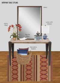 Best 25+ Entryway decor ideas on Pinterest | Foyer ideas ...