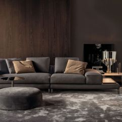 Red Leather Chair And Ottoman Massage Chairs For Less Minotti Hamilton Islands Sofa Designed By Rodolfo Dordoni. Available Through Http://www ...