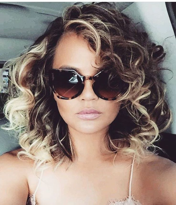 25+ best ideas about Curly Hairstyles on Pinterest