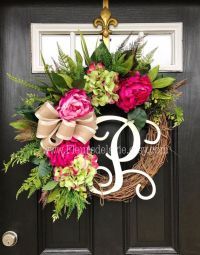 25+ best ideas about Spring Wreaths on Pinterest | Wreaths ...