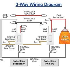 4 Pin Cfl Wiring Diagram Baldor Motor Diagrams Single Phase 3 Way Dimmer Switch For Pole Diagram. | Electrical & Electronics Concepts Pinterest