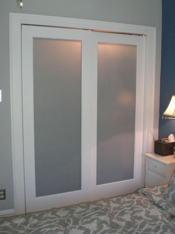1000 ideas about Sliding Closet Doors on Pinterest  Automatic Garage Door Closet Doors and