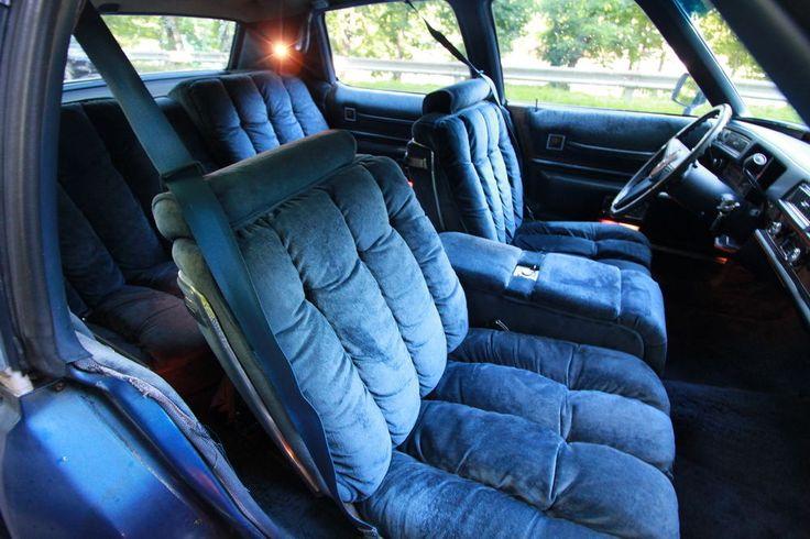 1974 Cadillac Fleetwood Talisman Interior Cadillac