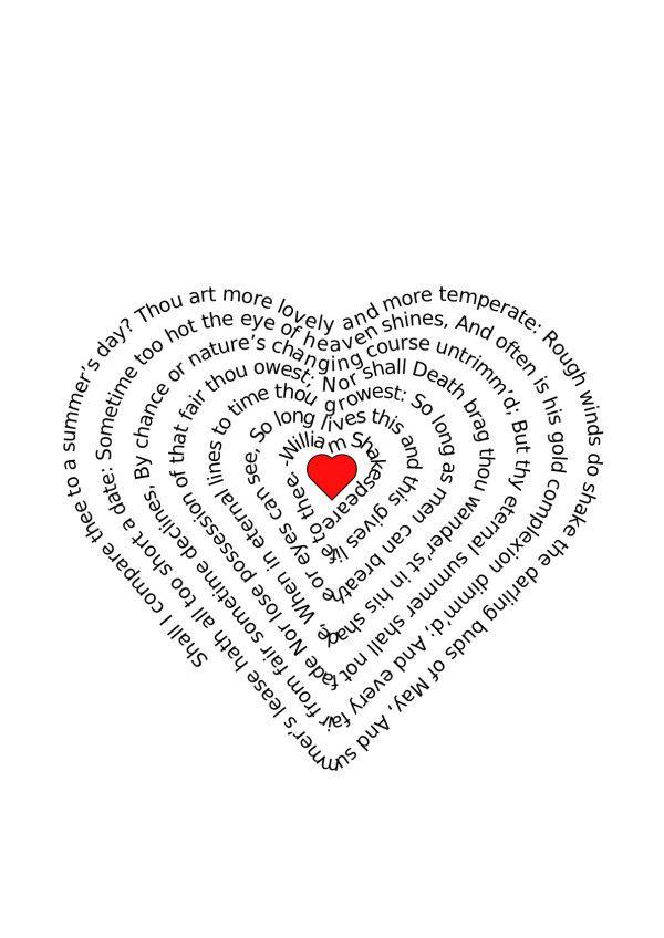 67 best images about Sonnet 18 on Pinterest