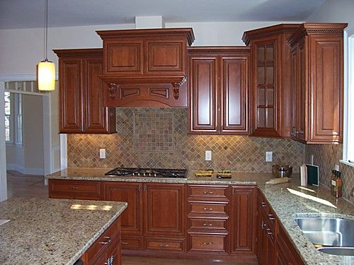 hope kitchen cabinets recycled countertops schrock | profile blog talented designers ...