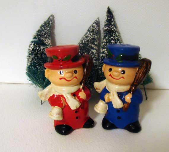 vintage hallmark wee chimney sweep christmas ornament