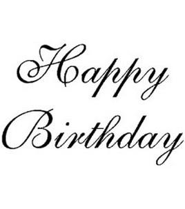 Magenta, Happy birthday and Birthdays on Pinterest