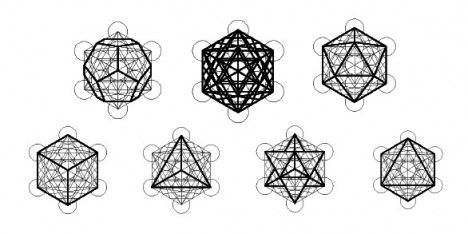 Metatrons Cube Remarkable Repository Of Sacred Geometry