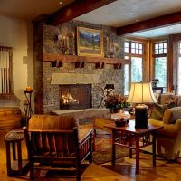 17+ best ideas about Rustic Family Rooms on Pinterest ...