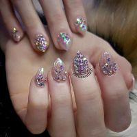 25+ best ideas about Stiletto nail designs on Pinterest