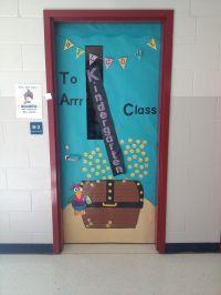 Welcome to Arrr Kindergarten Class Pirate Theme Door ...