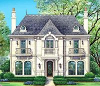 French Chateau Design Further French Country Chateau House ...