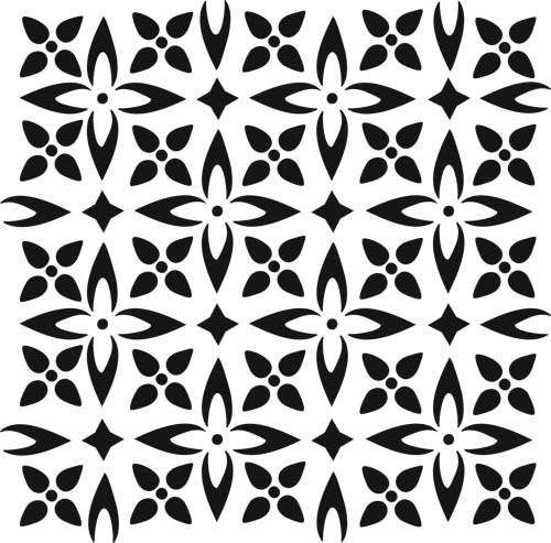 1000+ images about Geometric, abstract stencils, patterns