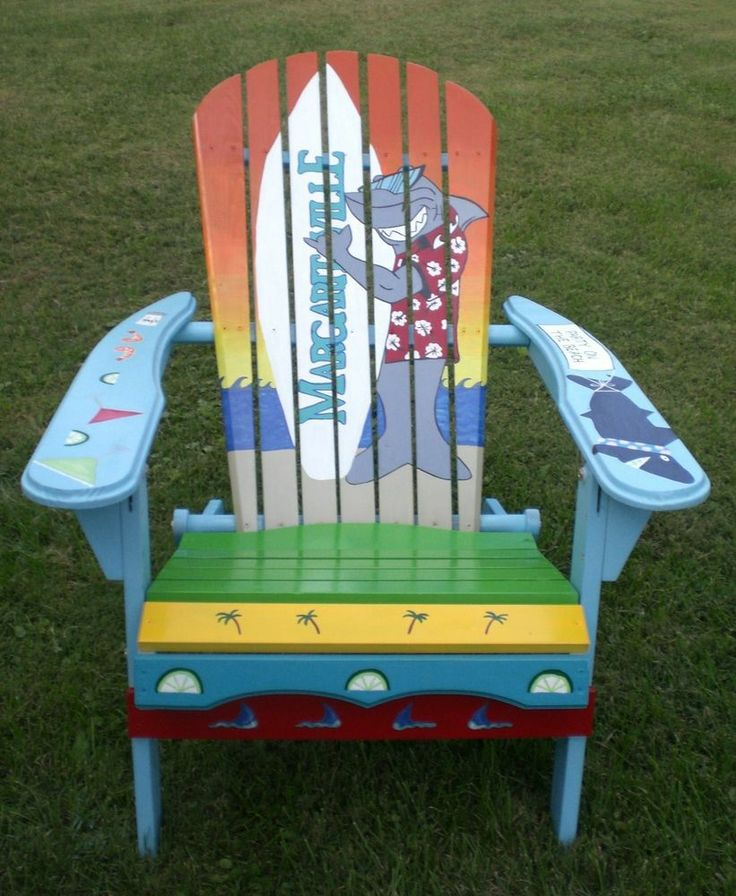 103 best images about Adirondack chair on Pinterest