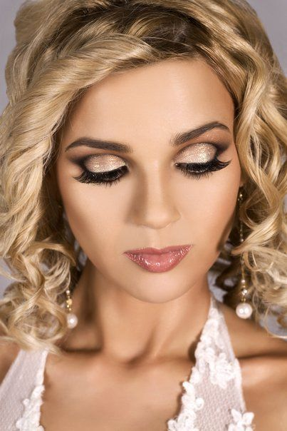 17 Best images about Evening make up on Pinterest  Smoky eye Eyes and Evening makeup