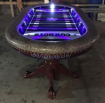 17 Best ideas about Custom Poker Tables on Pinterest  Poker table Poker table felt and Poker