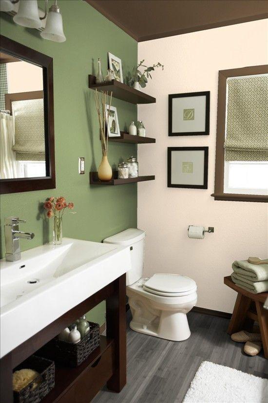 25 Best Ideas About Green Bathroom Decor On Pinterest Plants
