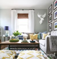 1000+ ideas about Gray Living Rooms on Pinterest   Gray ...