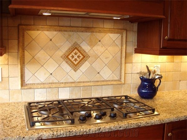 Images Of Picture Frame Tile Over Range Top