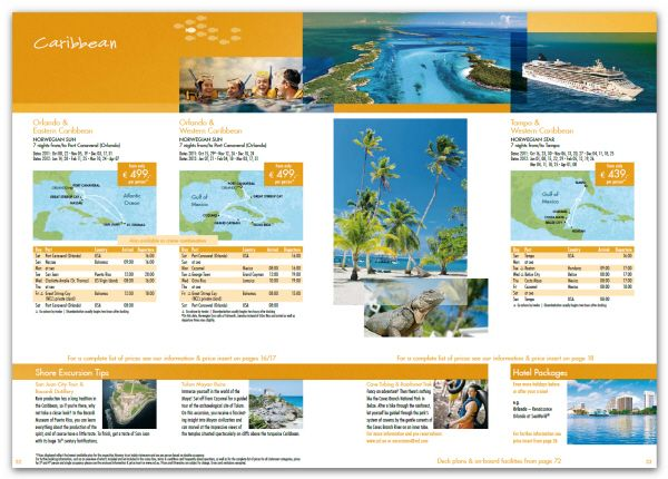Brochure Travel Itinerary Mag Nificent Pinterest