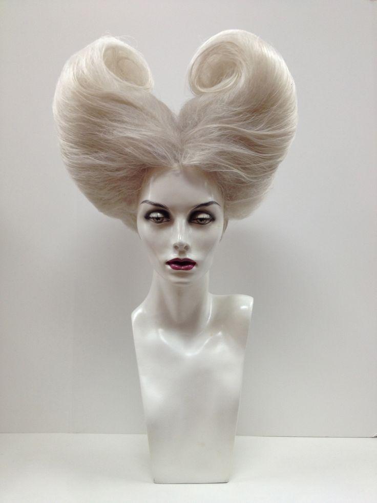 16 best images about Avant Garde Wigs on Pinterest