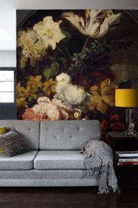 1000+ ideas about Flower Mural on Pinterest   Murals, Wall ...