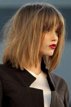 Die 25 Besten Frisuren Für Feines Haar Ideen Auf Pinterest