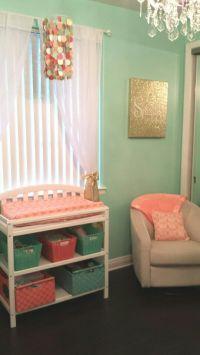 Best 25+ Coral nursery ideas on Pinterest | Baby girl ...